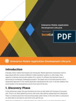 Enterprise Mobile Application Development Lifecycle by Social Cubix