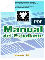 Manual Del Estudiante UPEL