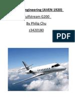 Gulfstream G 200