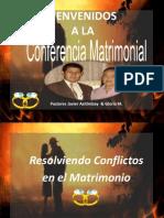 Conferencia Matrimonial 2