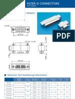 Filter High Density D-Sub