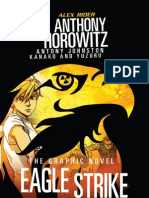 Eagle Strike: The Graphic Novel extract