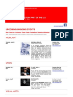 Swiss Events in New York - June 27 - July 11 2012