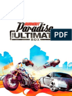 Burnout Paradise City MANUAL