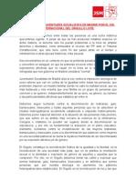 Manifiesto JSM Orgullo 2012