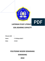 Soil Bearing Capacity