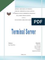 Terminal Server(Informe)