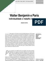 Walter Benjamin e Paris