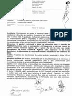 Titulo Executivo assinado