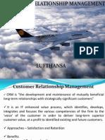 Lufthansa - CRM