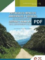 Cuaderno 8 SPDA - Cultivos de Palma Aceitera en Loreto