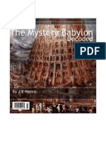 The Mystery Babylon Decoded