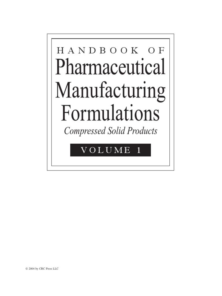 Levofloxacin hemihydrate usp 35 monograph.doc - Handbook Of Pharmaceutical Manufacturing Volume 1 Of 6 Pharmaceutical Formulation Pharmaceutical Drug