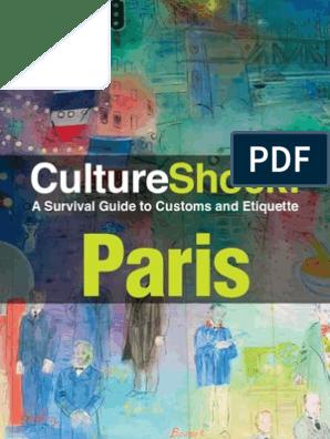 Cultureshock Paris Paris Huguenot
