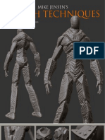 Zbrush Character Creation Advanced Digital Sculpting Pdf
