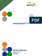 215885 BreezeACCESS VL System Manual Ver. 6.6 110801