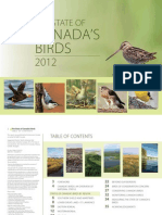 State of Canada's Birds 2012