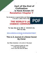 Revelation Chapter 7 28.6