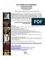 GetDown Social JournalismInternship Fall 2012