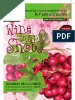 Wine Man Show 2012