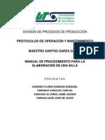 Protocolos de Operacion y Mantenimiento