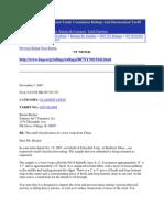 Wrist Wrap China US ITC Rulings & HTS NYN 019242 2007