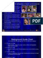 Background Guidelines