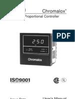 Chromalox 3910 Controller