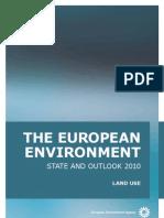 European Environment Land Use 2010