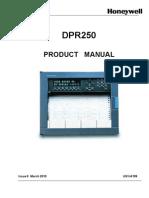 Honeywell DPR250