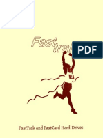 FastTrak and FastCard User Manual