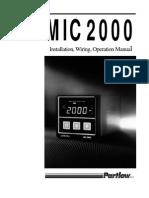 Partlow MIC 2000