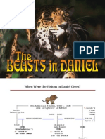 Ellis Skolfield's Teaching Outline 11 Beasts in Daniel