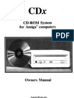 CDx CD-ROM User Manual