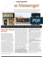 April/May Newsletter 2012