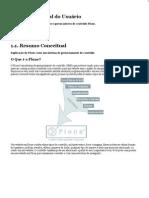 Plone 3, Manual do Usuário