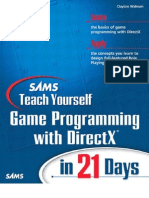 Teach Yourself Game Programming With DirectX in 21 Days