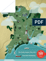 Bridgeport Executive Summary Parks Report 2012 Sasaki Spreads for Web