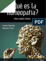 Homeopatia Una Vision Critica