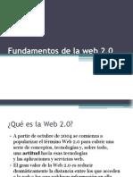 Fundamentos de La Web 2