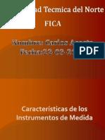 Instrumentacion Carlos Acosta