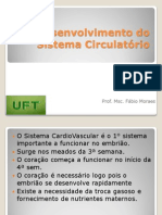 UFT - Sistema Circulatório