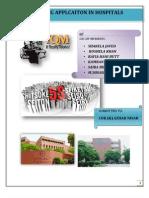 5 S Housekeeping Analysis at AGA KHAN and JINNAH HOSPITAL