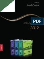 Mulasadra Katalog2012 Web