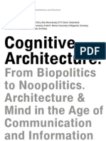 Wolfe, Charles - Cognitive Architecture