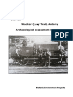 Wacker Quay Military Railway
