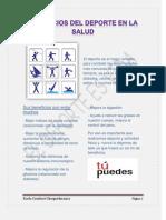 Beneficios Del Deporte en La Salud.