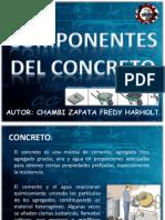 Componentes Del Concreto