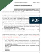 Resumo art 5º-Dos direitos e garantias fundamentais