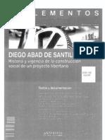 ABAD DE SANTILLÁN, Diego - La unidad de clase y sus derivados (Extracto)